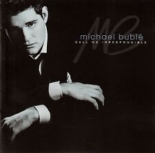 MICHAEL BUBLE : CALL ME IRRESPONSIBLE / CD - TOP-ZUSTAND