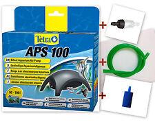 Tetra APS 100 Aquarienluftpumpe sehr leise Luftpumpe für 50-100l Aquarium