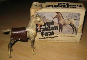 "Breyer Traditional ""Proud Arabian Foal"" No. 220 / 1973-1979, H: 16,5 cm, OV"