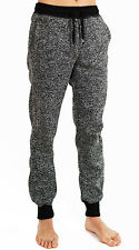 SOUTHPOLE MEN'S BASIC FLEECE MARLED JOGGER PANTS 6 COLORS