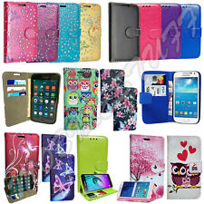 For HUAWEI P8 LITE 2017 P30 Lite Pro P Smart - Genuine Leather Wallet Case Cover