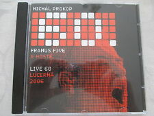 Michal Prokop Framus Five & hoste Live 60 Lucerna 2006-CD