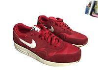 Nike Air Max 1 Essential Red/Gum - UK 10
