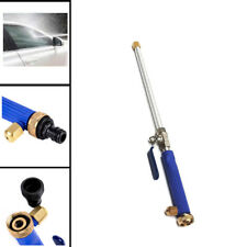 New Hydro Jet High Pressure Power Washer Water Spray Gun Nozzle Wand Attachment