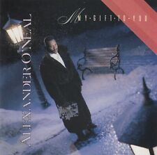 ALEXANDER O´NEAL My Gift To You CD Album 1988 WIE NEU Our First Christmas R&B
