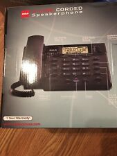 RCA 2-Line Corded Home/Business Phone Telephone Set Speakerphone Caller ID *NEW*