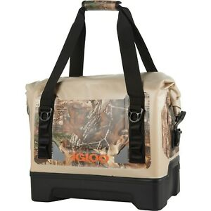 IGLOO 62789 SPORTSMAN DUFFEL COOLER NEW WITH TAGS WATERPROOF 27QTS  Real Tree
