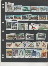 Australian Stamps Fine Used 1979 with a hagner sheet