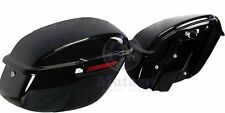 2004-2015 Black Hard Saddlebags for Harley Sportster 883 1200 XL factory style