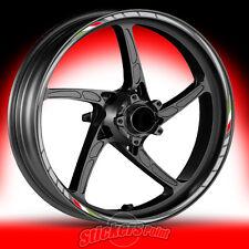 Adesivi moto YAMAHA MT-07 - RACING 4 stickers cerchi ruote wheels strisce