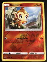 Carte Pokemon OUISTICRAM 21/156 REVERSE Soleil et Lune 5 SL5 FR NEUF