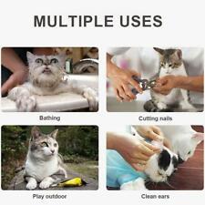 Mesh Cat Kitten Bath Bag No Biting Scratching Restraint Nail Trimming Q7B5 A9M8
