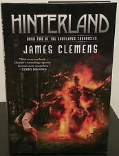 Hinterland by James Clemens - Signed 1st Hb. Edn.