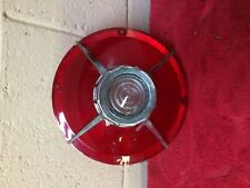 63 1963 Galaxie Tail Lamp Light Lens Vintage Used