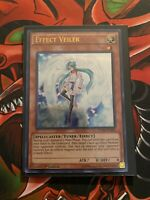 Yugioh Effect Veiler Ultra Rare DUSA 1st Edition Near Mint