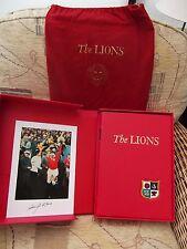 Leones de la historia de la Unión Irlandesa de Rugby British & equipo Genesis Publications