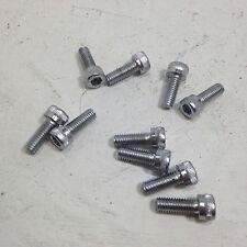 METRIC ALLEN SCREW M6-1.0 X 15MM PACKAGE OF 10 NEW