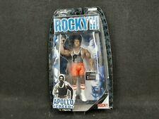Rocky III 3 Apollo Creed Training Figure 2006 Jakks Italian Stallion Best of