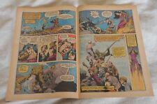 9.2 SWAMP THING #5 VS Ravenwood Witches! Bernie Wrightson Art 23pg Len Wein 1973