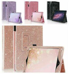 Shinny Glitter Case Cover For Apple iPad 7th / 8th Gen 2020 Air Stand Mini Pro