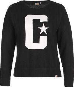 Carhartt W'Allson Sweater Damen Sweat Farbe Black Snow