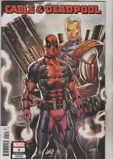 MARVEL COMICS CABLE AND DEADPOOL ANNUAL #1 OCTOBER 2018 LIEFELD VARIANT NM