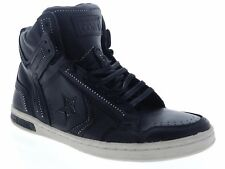 Converse X John Varvatos Men's 7.5 JV Weapon Mid Studded Black $250 139715C