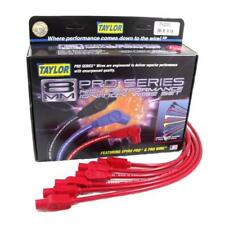 Taylor Spark Plug Wire Set 74230; Spiro Pro 8mm Red for Chevy 6 Cylinder