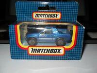 MATCHBOX MB-52 ISUZU AMIGO RESEALED OPENED BOX