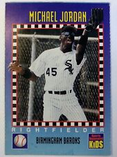 1992 1992-00 Sports Illustrated for Kids #349 Michael Jordan Birmingham Barons