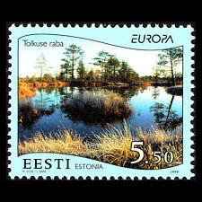 Estonia 1999 - Europa Timbro Foresta Nature- Sc 360 Nuovo senza Linguella