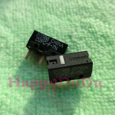 2pcs OMRON Micro Switch D2FC-F-7N for Mouse Brand New