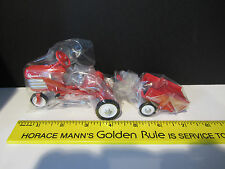 "Hallmark Kiddie Car Classics 1955 Tractor/Trailor #Qhg2205 - 7"" Long - Rare! Nib"