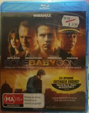 *New & Sealed* Gone Baby Gone (Extended Ending Blu-ray 2008 Movie) Casey Affleck