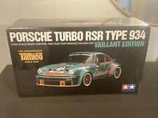 Tamiya Tamico Porsche Turbo RSR TYPE 934 Vaillant Edition #232/333 NIB RARE!!!