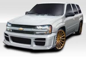 02-08 Chevrolet Trailblazer R34 Duraflex 2pcs Full Body Kit!!! 114691