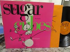 The Sugarcubes Life'S Too Good 1988 Usa N Mint Vinyl Lp Bjork Sugar Cubes Nice