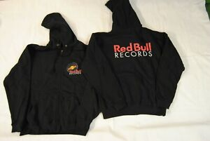 RED BULL RECORDS LOGO HOODIE HOODED SWEATSHIRT NEW OFFICIAL AWOLNATION BEARTOOTH