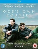 God's Own Country [Blu-ray] [DVD][Region 2]