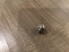 Brighton Entwine Spacer Bead Silver/Gold