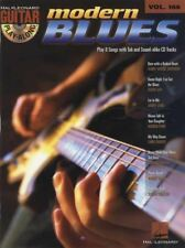 Modern Blues Guitar Play-Along TAB Music Book with CD Buddy Guy Jonny Lang