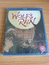Wolf's Rain Complete Series Blu Ray - Brand New And Sealed - UK Anime 1