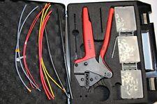 KNIPEX Tools Crimp System Master Pliers 9743200 974913 PLUG SET AWG 20-7 GERMANY