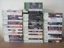 Xbox 360 juego casos (leer)