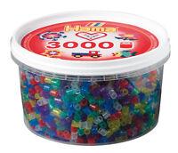 Hama Bügelperlen - verschiedene  Mengen und Farbsortierungen 3343.