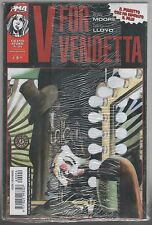 V FOR VENDETTA ALAN MOORE DAVID LLOYD GRANDI STORIE vol 4 COMPLETA NUOVO!! x PER