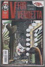 V FOR VENDETTA ALAN MOORE DAVID LLOYD GRANDI STORIE vol 4 COMPLETA NUOVO!! x PER