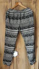 Dorothy Perkins Voulez Vous ( concession) print trousers size 12