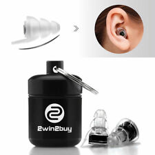Noise Cancelling Earplugs for Concerts Musicians Motorcycles Hearing Protection