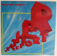 Weather Report : Weather Report 1982 LP / Vinyl FC37616 Foreign Military Ex Copy